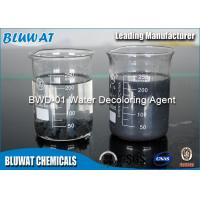 Wholesale BWD-01 Dicyandiamide Formaldehyde Resin Decolourant Chemical in Textile Industry from china suppliers