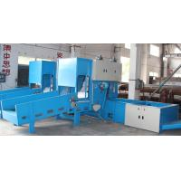 Wholesale Idustrial Waste Infertility Cotton Waste Opening Machine , Textile Waste Recycling Machine from china suppliers