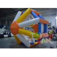 Wholesale Floating Inflatable Water Game Inflatable Hamster Wheel Water Roller from china suppliers