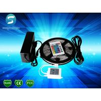 Wholesale Advertisement RGB 5050 LED Strip Light 12V 300 LEDs 5M / Roll 10mm Wide from china suppliers