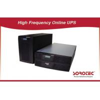 Wholesale 0.9 Output Online Rack Mountable UPS RS232 50/60Hz for VoIP from china suppliers