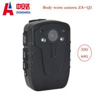 Wholesale Police Body Worn Camera High Quantity Full HD Portable 2inch LCD police Recording Body Camera from china suppliers