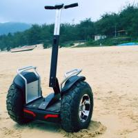 Wholesale Outdoor 2 Wheel Self Balancing Scooter / Two Wheeled Electric Scooter With App Controlled from china suppliers