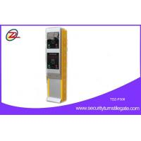 Wholesale Vehicle access control Parking Ticket Machine / parking ticket dispenser system from china suppliers