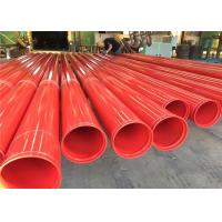 Wholesale Astm A53 Astm A500 Gr.A, Gr.B, Gr.C Astm 5l Astm A795 Carbon Welded Pipe With Groove And Thread For Fire System Usage from china suppliers