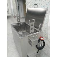 Wholesale Dirty Kitchen Equipment cleaning solutuion 304 stainless steel soak tank from china suppliers