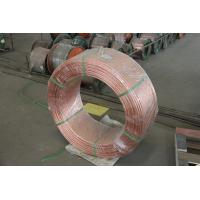 Wholesale ASTM B228 Copper Clad Steel Wire for Grounding Purpose from china suppliers