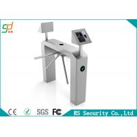 Wholesale Semi-Auto Rfid Smart Waist Height Turnstile Amti-static Gymnasium Barrier Gate from china suppliers