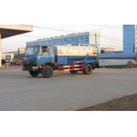 Quality HOT SALE! best price Dongfeng 4*2 sewer cleaning truck, China famous dongfeng 4*2 LHD sewage and jetting vehicle for sale