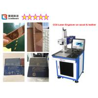 Wholesale 60W Wood Laser Engraving Machine For Wood Craft , Stone Carving Machine With High Speed from china suppliers