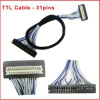 Wholesale 41pins TTL Cable for LCD Panel DF9-41 from china suppliers