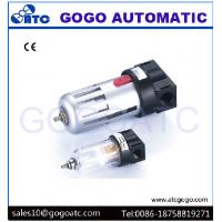 Wholesale 1/2 Inch Port Air Compressor Regulator , Copper Filter Cartridge Manual Air Regulator Valve from china suppliers