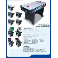 Wholesale 11 In 1 4 FT Multi Game Table Air Hockey Basketball Table For Competition from china suppliers