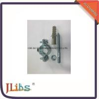 Wholesale DIN 4109 Carbon Steel Pipe Clamp Fittings With Electro Zinc Plated from china suppliers