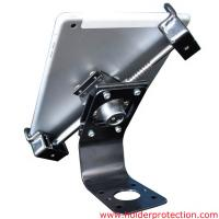 Wholesale COMER tablet desk security display metal lock stand with cable locking framework from china suppliers