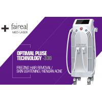 Wholesale Multifunctional IPL Laser Hair Removal Equipment / Wrinkle Removal Machine from china suppliers