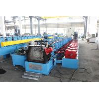 Wholesale Upright Sheet Metal Forming Machine , Gutter Roll Forming Machine Gear Box from china suppliers