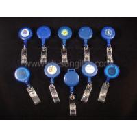 Wholesale Different Shapes Blue Badge Reel, Retractable Reel, Badge Holder from china suppliers
