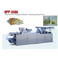 Wholesale Multifunction Aluminum Plastic Automatic Blister Packing Machine  DPP-350A both for liquid and solid object from china suppliers
