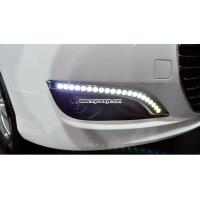 Wholesale Porsche Cayenne DRL LED Daytime driving Lights car front light daylight from china suppliers