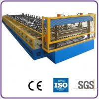 Wholesale High Speed Steel Corrugated Roof Roll Forming Machine 18 Stations for Factory from china suppliers