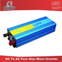 Wholesale DC AC power supply , power converter 1500w from china suppliers