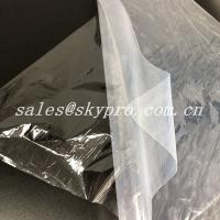 Buy cheap Factory supply medical grade transparent silicon rubber sheet for sales from wholesalers