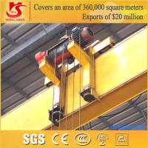 Buy cheap LDP Electric Single-girder workshop crane from wholesalers