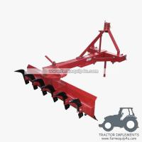 Wholesale 4GBR - tractor 3point hitch grader blade with rippers 4Ft from china suppliers
