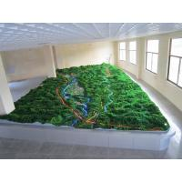 Wholesale City Mountain Scale Model Of Terrain Miniature Architectural Models  Miniature  Project Model from china suppliers