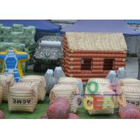 Wholesale 0.9mm PVC Inflatable Paintball Bunkers from china suppliers