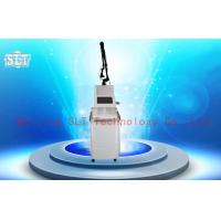 Wholesale Fractional Co2 Laser Machine For Skin Resurfacing / Freckle Reduction / Removing Scars from china suppliers