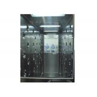 Wholesale Stainless Steel Tunnel Air Shower With Automatic Door , Clean Room Equipment from china suppliers
