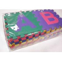 Wholesale Top Quality Alphabet Puzzle Mat with ABC, 123 from china suppliers