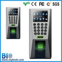 Wholesale High class Webserver Biometric Fingerprint Access Control Reader Bio-F18 from china suppliers