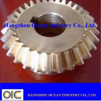 Wholesale Corrosion Resistance Transmission Spare Parts Steering Gear / Speed Gear from china suppliers