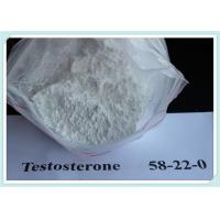 Wholesale Intramural Cycle Anabolic Testosterone Steroid bodybuilding CAS 58-22-0 / 98% Assay from china suppliers