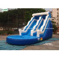 Wholesale Bounce House Commercial Inflatable Water Slides from china suppliers