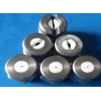 Wholesale flat fan spray nozzle with ceramic orific from china suppliers