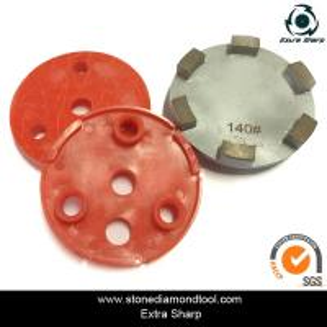 Quality 125mm 5 inch Klindex Floor Grinding Disc Concrete Floor Abrasive Tools Diamond Gridning Tools for sale