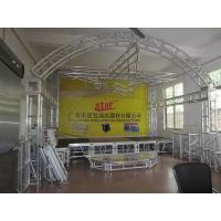 Wholesale aluminum stage truss / aluminum truss for indoor concert from china suppliers
