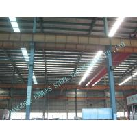 Buy cheap High Eave Industry Shed Structural Steelwork Fabrication With Low Cost from wholesalers