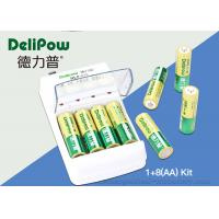 Wholesale Environmental 8 AA 1000mAh Rechargeable Batteries And Charger  from china suppliers