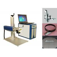 Buy cheap High Speed Mini Fiber Laser Engraving Equipment 20W For Hardware from wholesalers