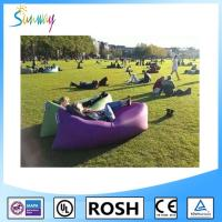 Wholesale Fast Inflatable Sofa Air Filled Bags Sleeping inflatable Lounger Lamzac from china suppliers