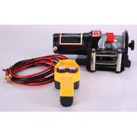 Wholesale powerful ATV/UTV Electric winch(12V/24V) from china suppliers