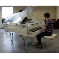 Wholesale Grand Piano – SG 170 Crystal (Transparent) (170cm, 5'7″) from china suppliers