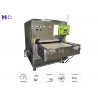 Wholesale PVC PET Plastic PVC Box Making Machine for Soft Crease Box , Air Pressure 60T from china suppliers