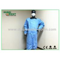 Wholesale Anti Permeate Soft Disposable Surgical Gowns For Hospitals Latex Free from china suppliers