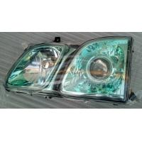 Wholesale Original OEM 03-07 Lexus LX 470 Halogen Headlight Headlamp Blue Glass 81130-6A101 81170-60821 from china suppliers